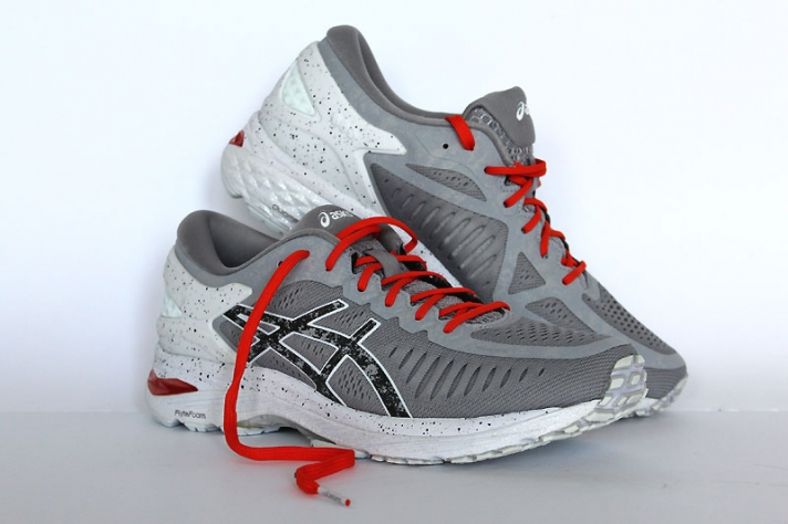 "Fitness Equipment: Long Distance Laufschuh ""MetaRun"" von Asics im Test"