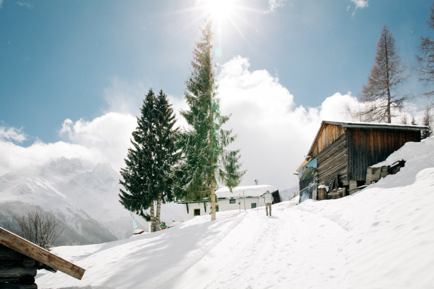 News: Neue Winterwanderwege in St. Anton am Arlberg in Tirol