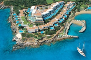 5-Sterne Hotel Elounda Peninsula auf Kreta, Griechenland