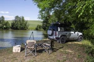 Lifestyle: Exklusiver Camping Roadtrip mit dem Land Rover Defender im Dachzelt