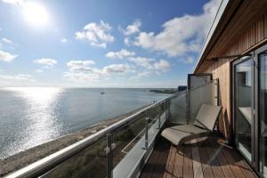 Hoteltipp: Hotel Strand am Königshafen in List auf Sylt, Nordsee