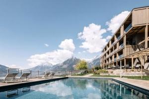 Vier-Sterne-Residenz Winzerhöhe für Designfans, Südtirol