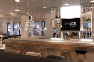 "4-Sterne Hotel ""Innside by Meliá Hamburg Hafen"""