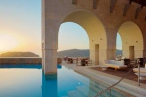 5-Sterne Hotel Blue Palace, Resort & Spa in Elounda auf Kreta, Griechenland