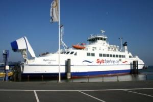 Mit der Autofähre von Rømø nach Sylt in den Urlaub