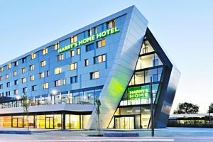 Fitness-Hotelzimmer im Harry's Home München Moosach