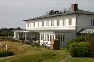5-Sterne Superior Hotel Fährhaus in Munkmarsch auf Sylt, Nordsee