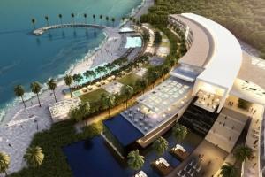 Luxus-Resort Paradisus Playa Mujeres eröffnet 2019 in Mexiko