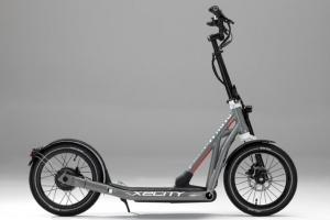 Lifestyle Equipment: Elektro Kick-Scooter X2City von BMW