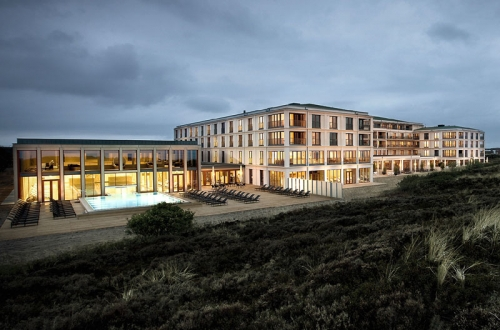 Hoteltest: 5-Sterne Hotel A-Rosa Sylt in List