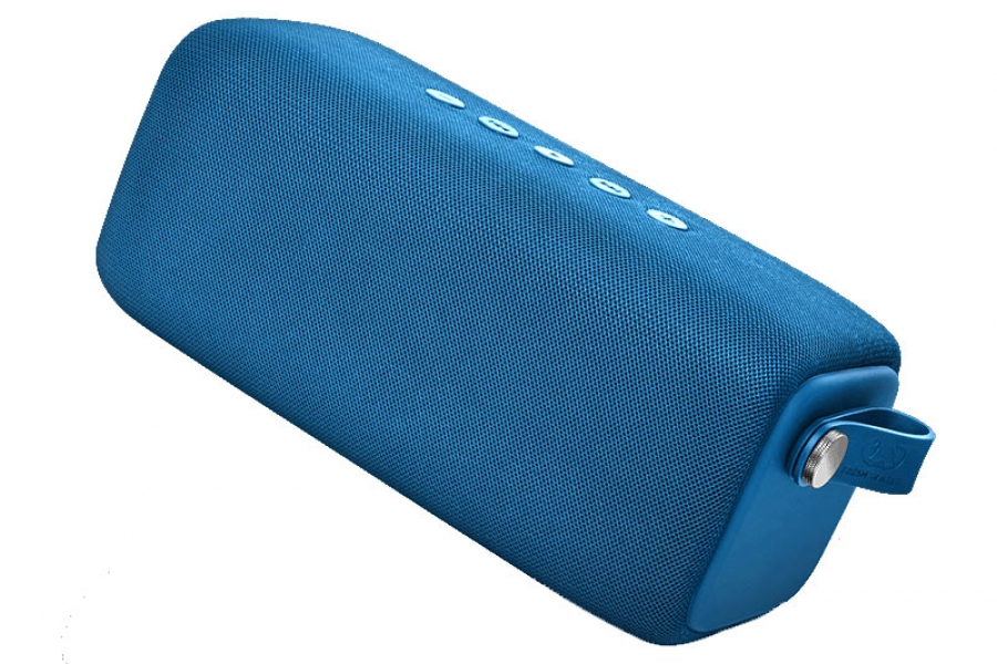 Lifestyle Equipment: Wasserdichter Bluetooth-Lautsprecher 'Rockbox Bold' von Fresh 'n Rebel