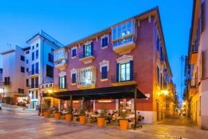 Stylisches 4-Sterne-Superior-Boutiquehotel Tres in der Altstadt von Palma