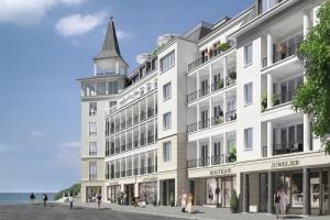 Exklusive First Sellin Appartement-Anlage in Sellin auf Rügen