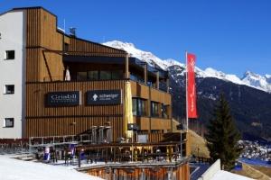 4 Sterne Hotel Garni Schweiger in St. Anton am Arlberg
