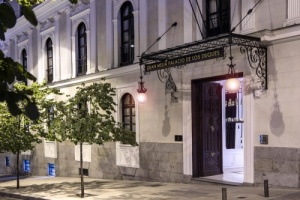 5-Sterne Gran Meliá Palacio de los Duques in Madrid, Spanien