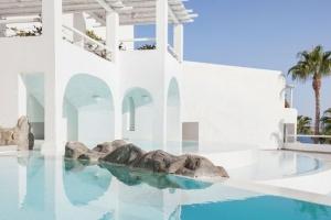 5-Sterne Designhotel Grecotel Mykonos Blu, Griechenland