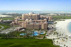 7-Sterne Hotel Kempinski Emirates Palace, Abu Dhabi