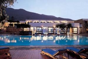 5-Sterne Luxushotel Elounda Bay Palace auf Kreta, Giechenland