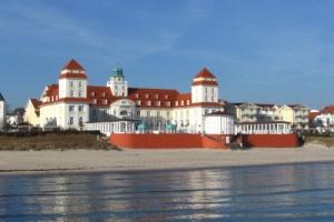 5-Sterne Hotel Kurhaus Binz auf Rügen, Ostsee